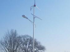 FD300W风光互补离网式路灯