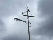 FD300W风光互补并网式路灯