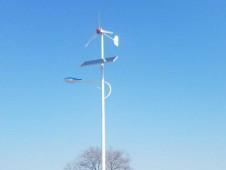 FD500W风光互补并网式路灯