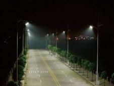 离网式风力发电路灯