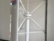 FD-500型垂直轴聚磁环风力发电机