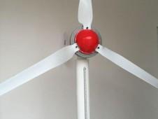 FD-S1kw型水平轴聚磁环风力发电机