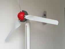 FD-S300型水平轴聚磁环风力发电机