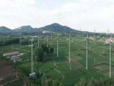 分布式群体FD50KW风能发电机组