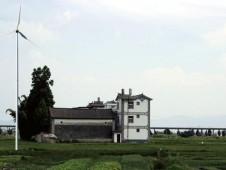 新农村养老FD5KW风能发电机组