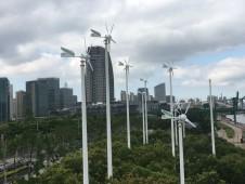 微型风力发电站