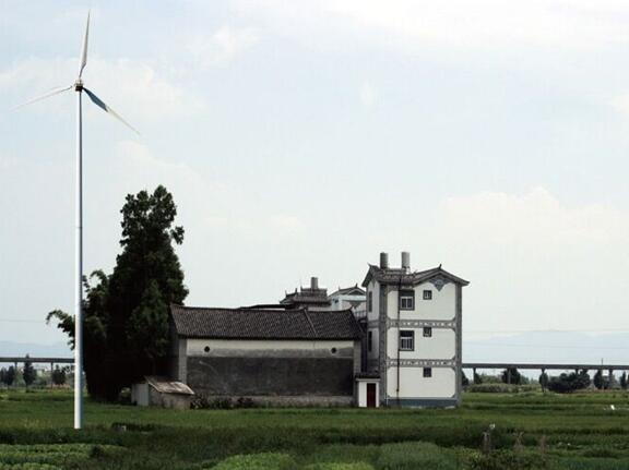 FD5kw风能发电机组